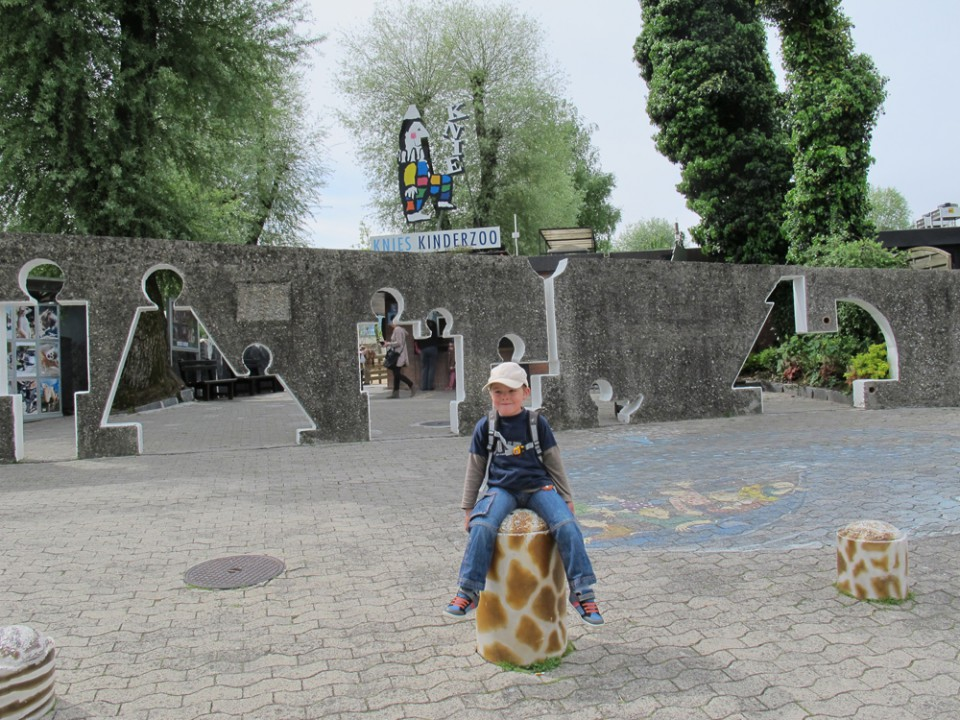Eingang Zoo