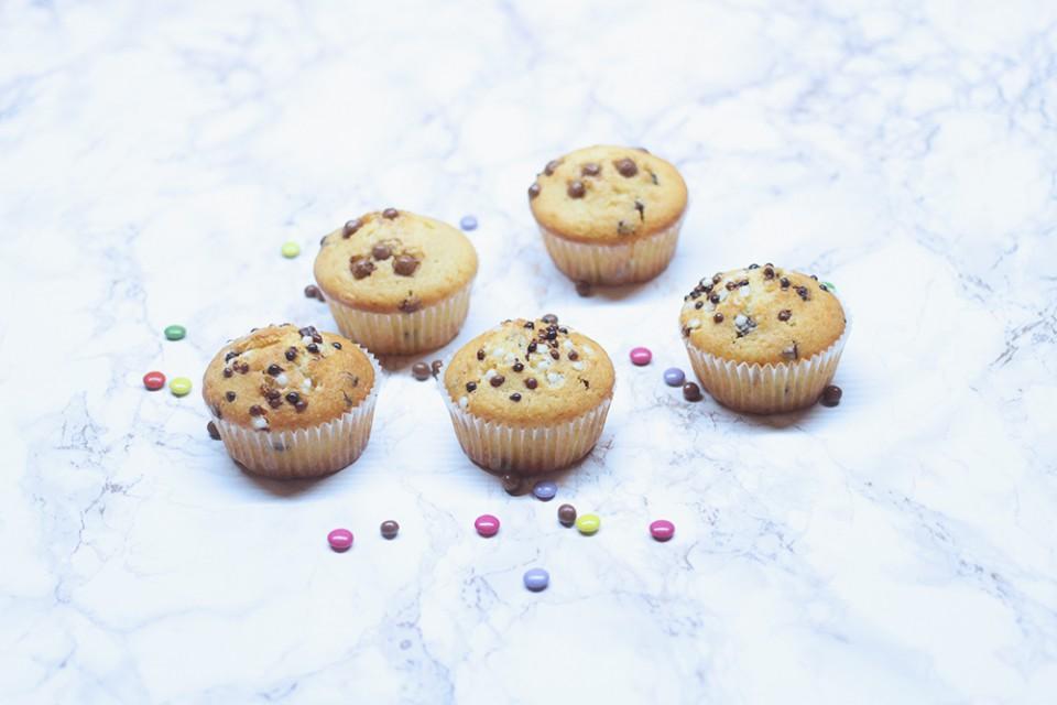 Einfache Muffins 4