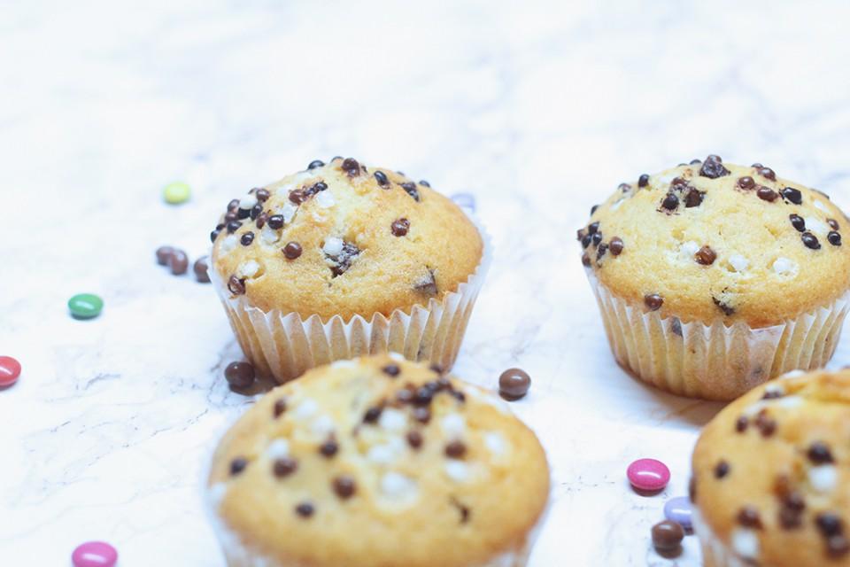 Einfache Muffins 5