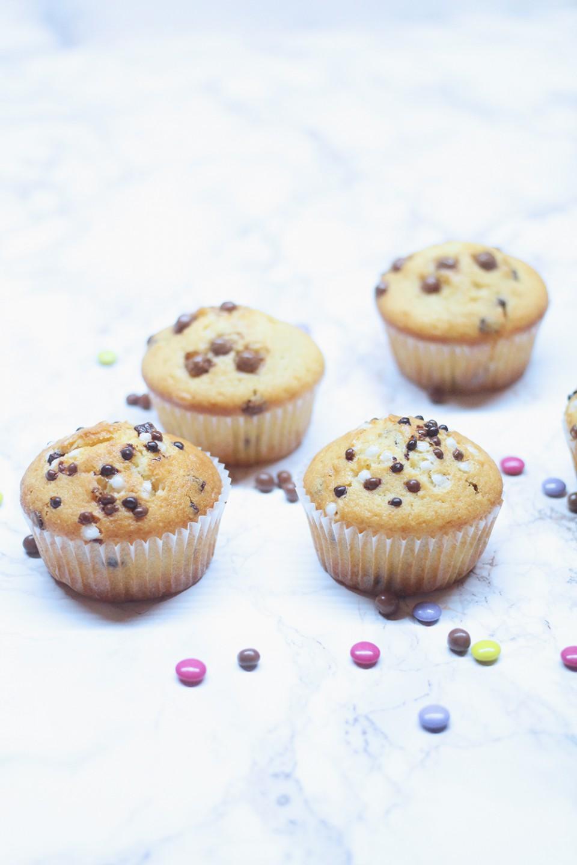 Einfache Muffins 6
