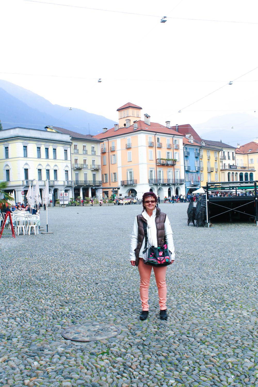 Ursina auf Paizza Grande
